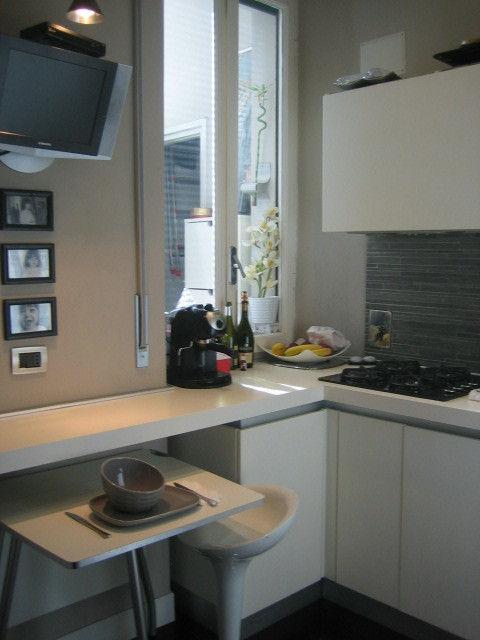 Home revolutionary ideas for Piccola cucina a concetto aperto