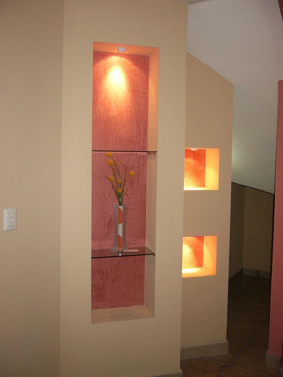 Arquitectura y dise o de iguala s a de c v proyectos for Plafones de pared interior