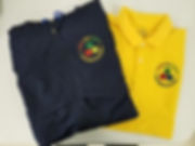 Custom embroidered shirts and jackets