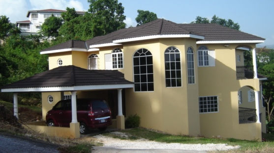 Jamaican home designs home decor for Jamaica house plans