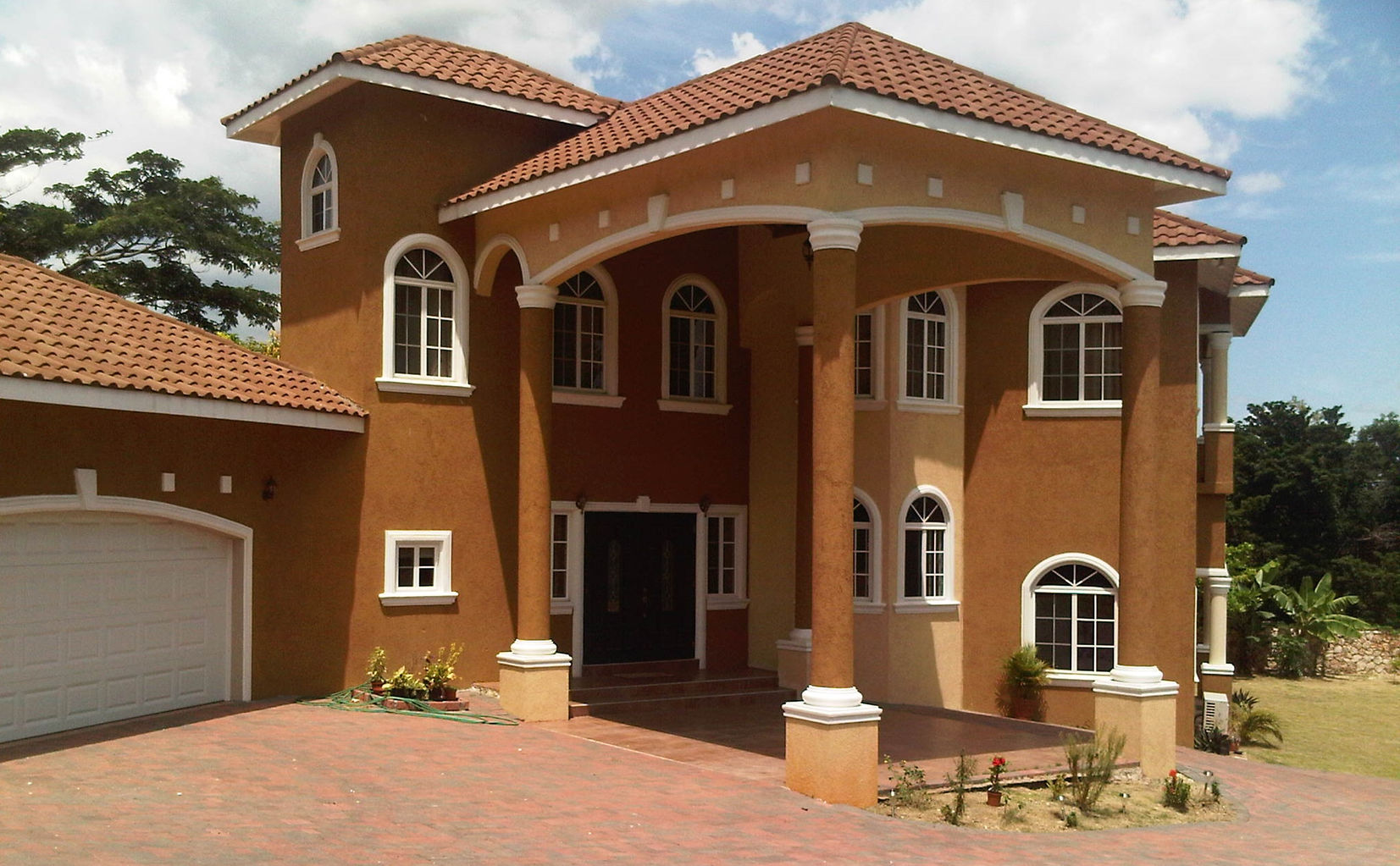 Image gallery jamaica homes for Home designs for sale