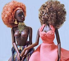Natlie & Kyra by AuroraOriginals