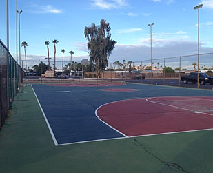 247fitness personal group fitness casa grande az for Personal basketball court