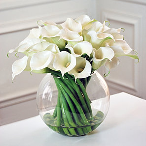 Imagini pentru calla lily flower arrangements