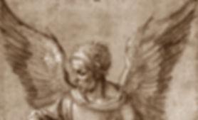 Dürer_Ange_jouant_du_luth_1497_-_Detail_