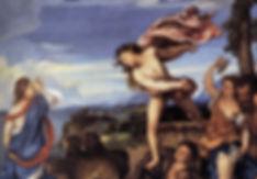 Ariane et Bacchus - Titian