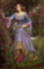John Williams Waterhouse Ophelia 1910 -