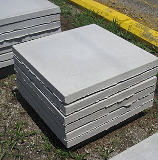Concrete for Air conditioner pad concrete