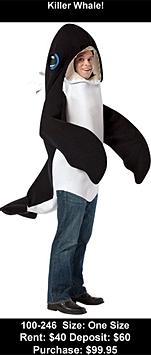 100-246 Killer Whale