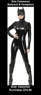 Sale-Catwoman