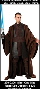 200-0206 Anakin Skywalker