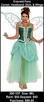 Emerald Fairy