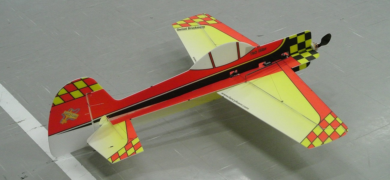 Logo Start With C >> Indoor Flying South Africa | Gernot Bruckmann Yak 55
