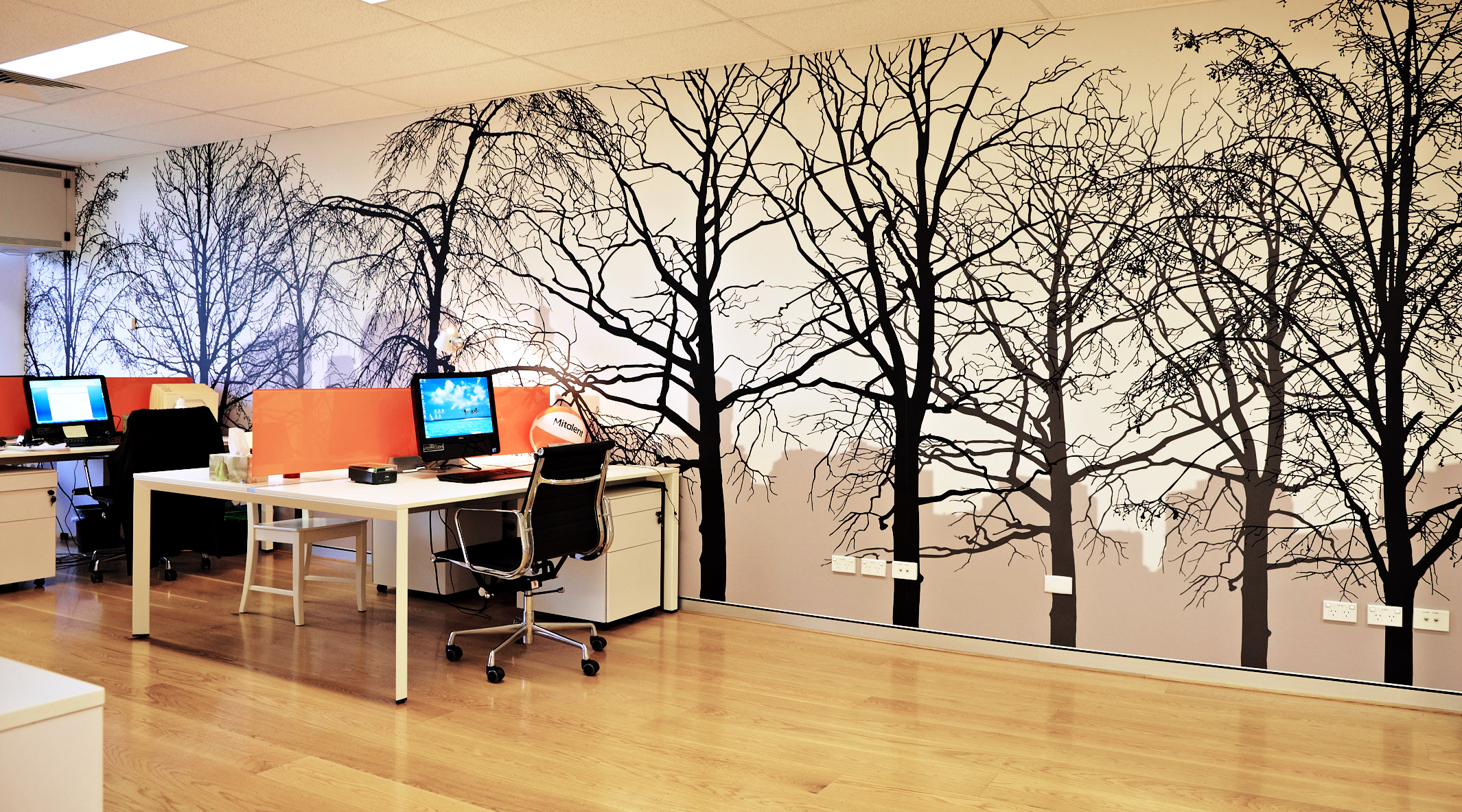 Signscript sign and pvc banner makers belfast digital for Office design northern ireland