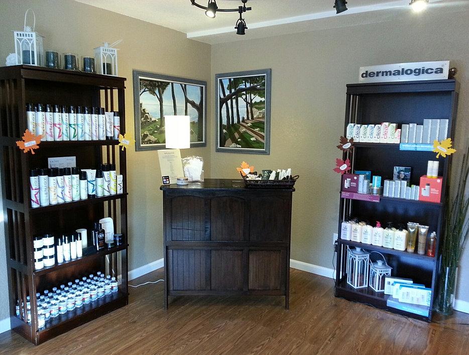 S spa salon spa waxing hair cuts skin care seattle for Salon seattle