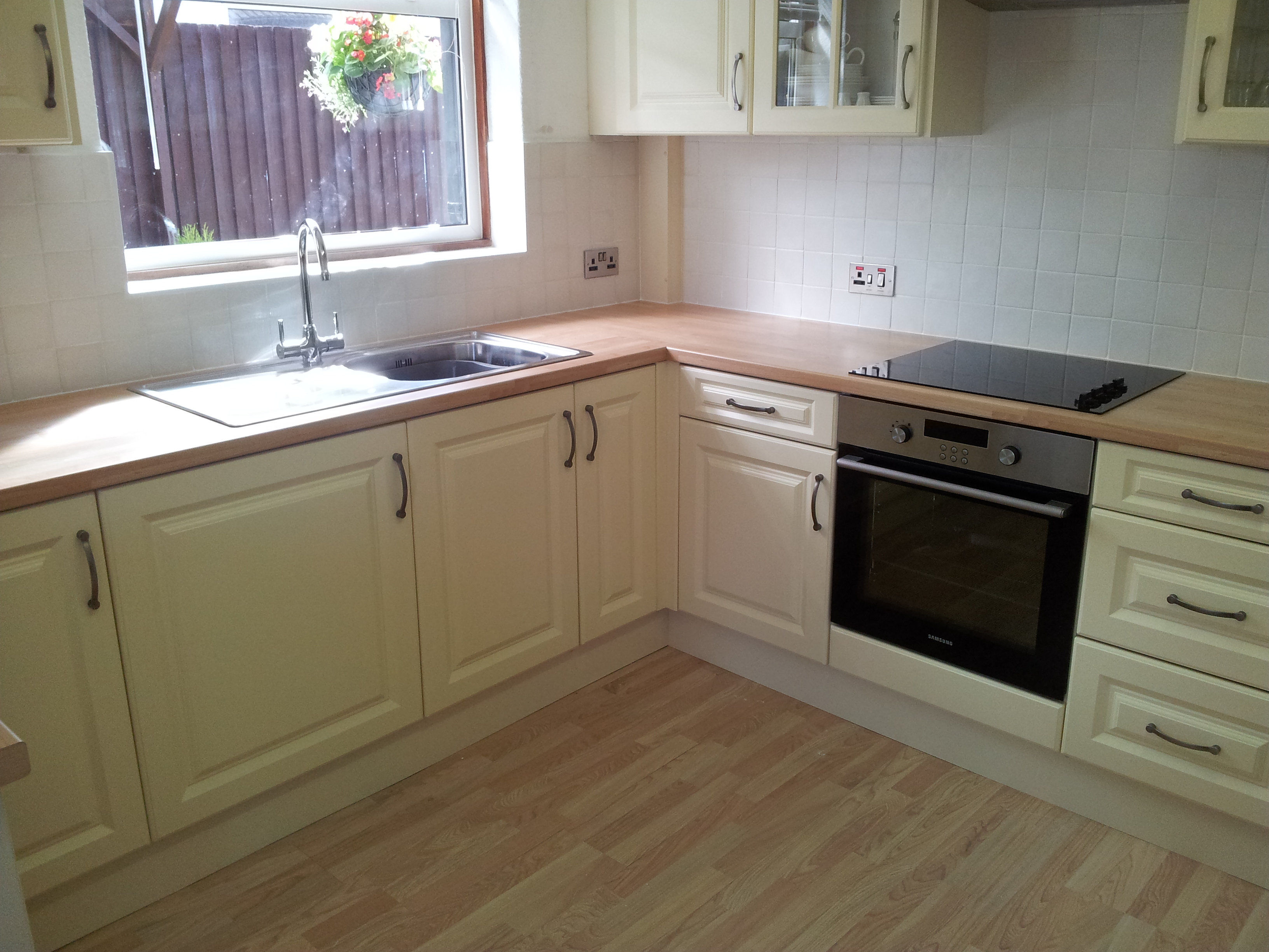 Kitchen Refurbishment Marks Kitchens And Bedrooms Syston Leicester Kitchen
