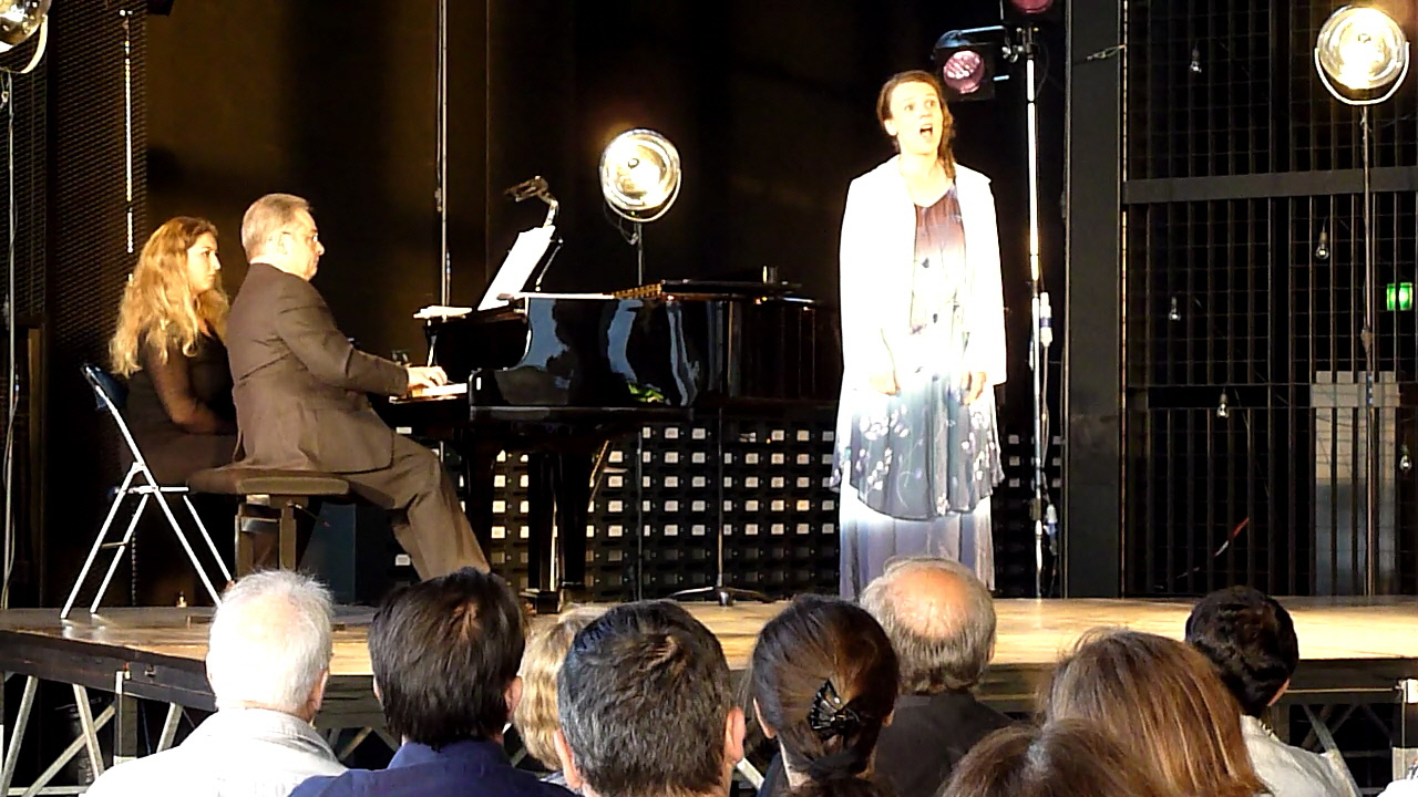 Concert Palais de Justice Nantes piano : Milosz Harazdy