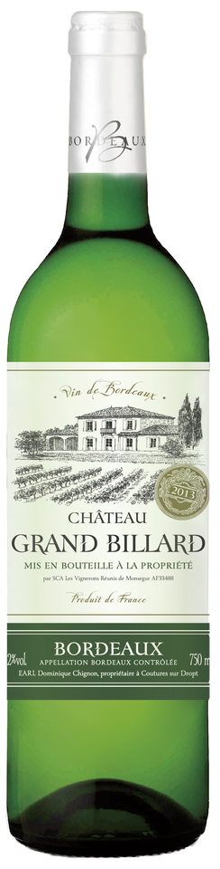 Chateau Grand Billard