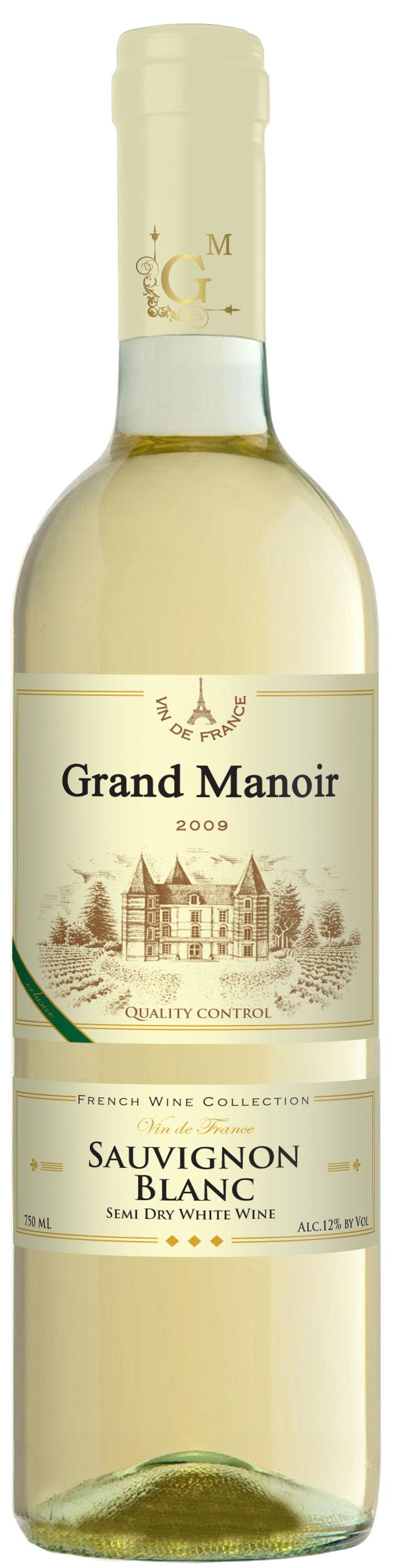 Grand Manoir Sauvignon Blanc s