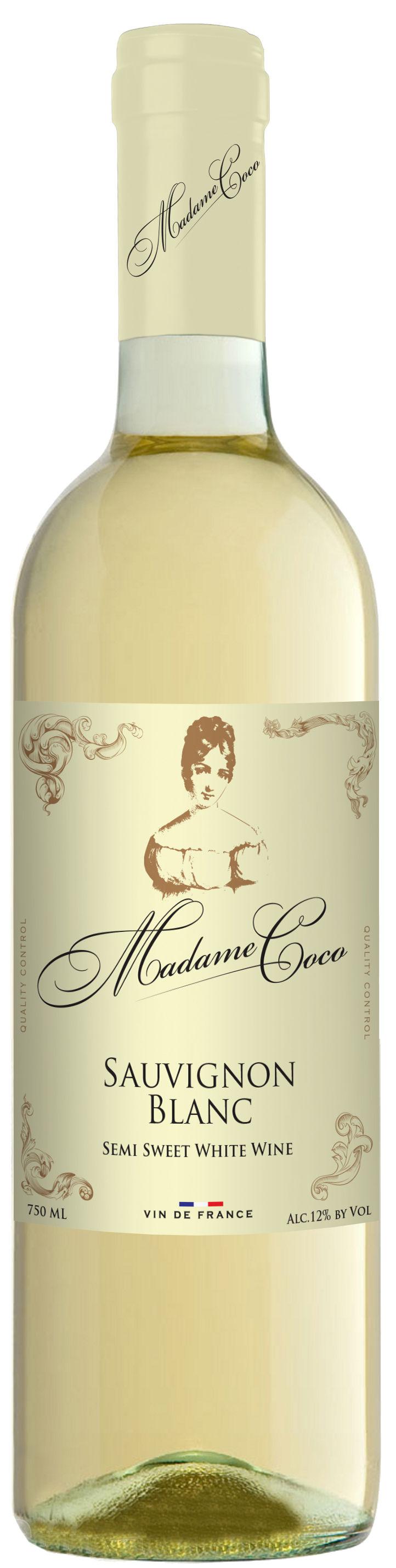 Madam Coco sauvignon semi swee