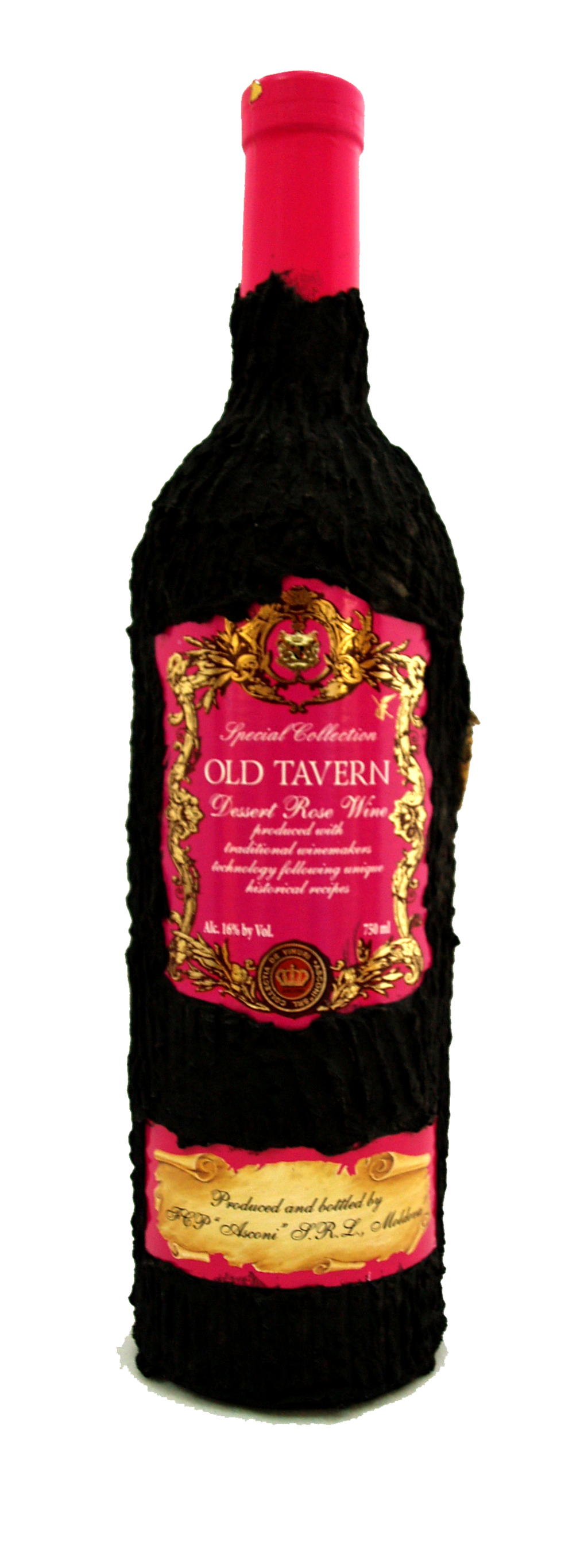 old tavern rose dessert