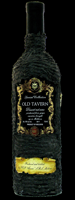 old tavern red dessert