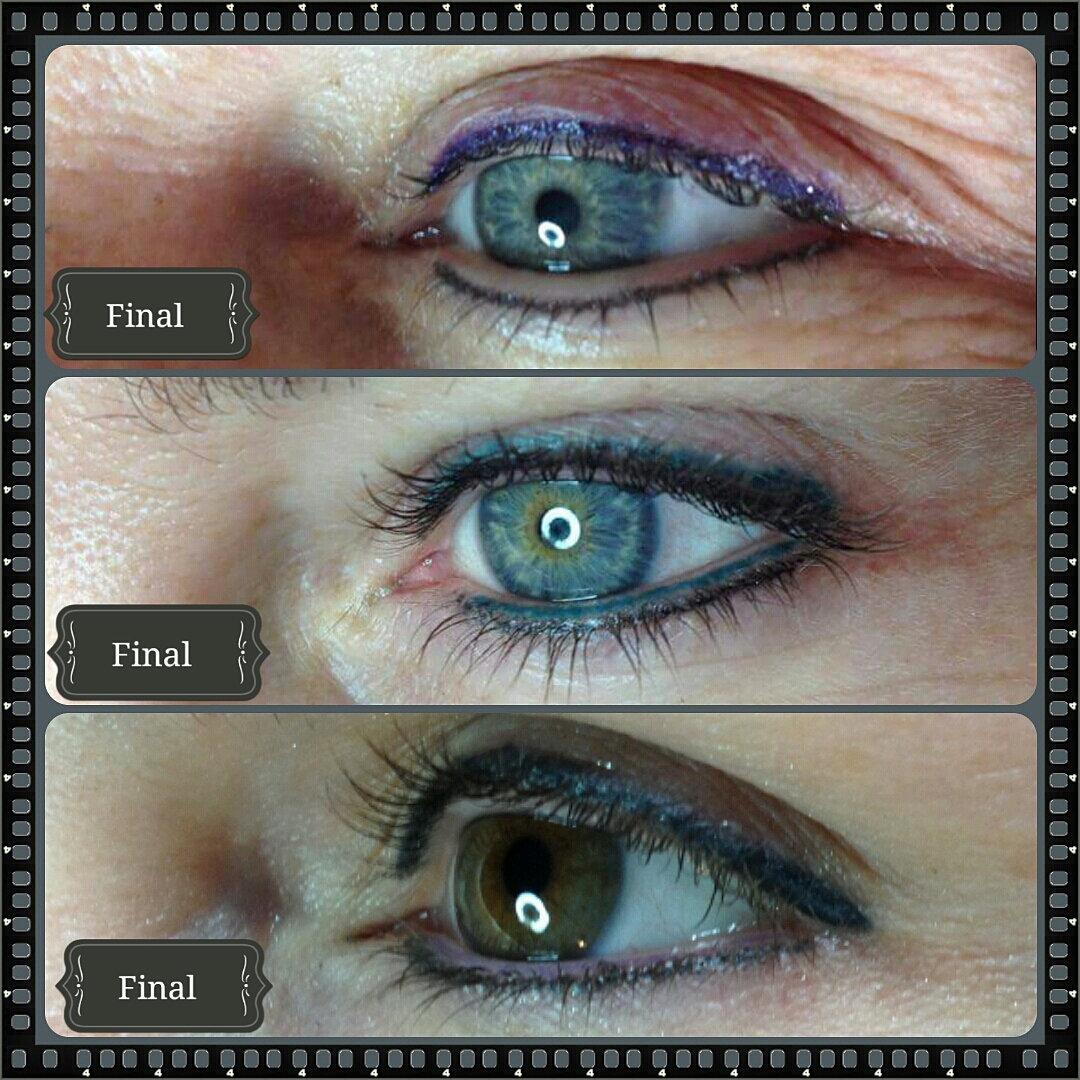 Cream City Tattoo Eyeliner Color