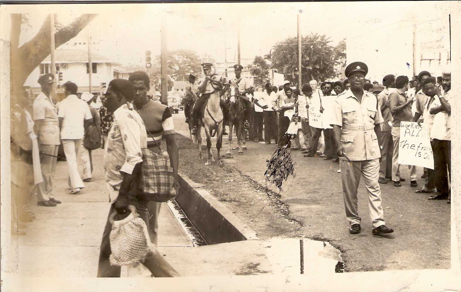 """wpa in guyana essay This book presents a moving and insightful portrait of guyanese scholar and   robert """"bobby"""" moore's essay recalls his encounters with rodney during   intense for rodney and other members of the working people's alliance (wpa),  as."""