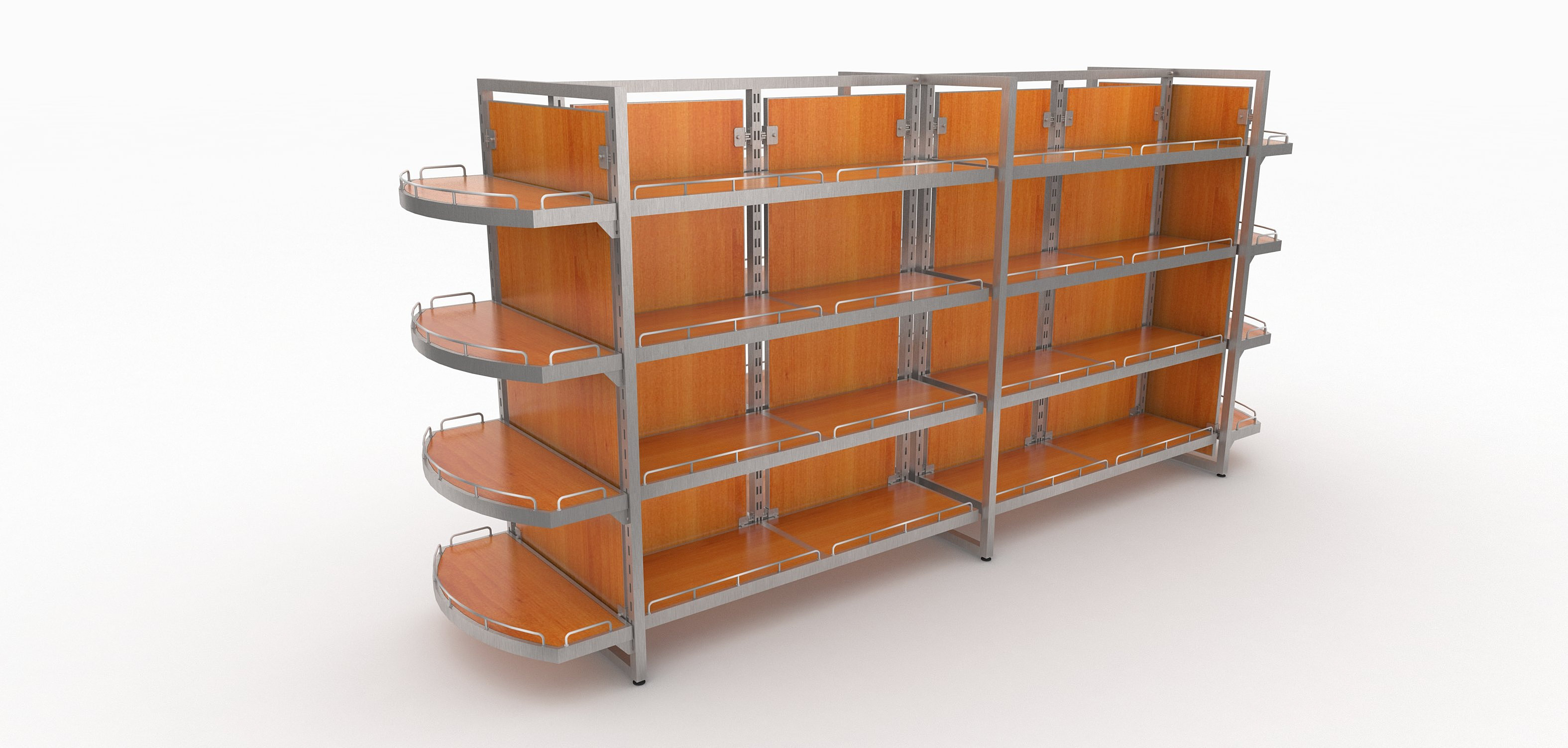 Shop Design Modular Retail System