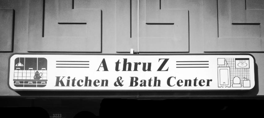 A thru Z Kitchen and Bath Center, Kitchen and Bath Boulder