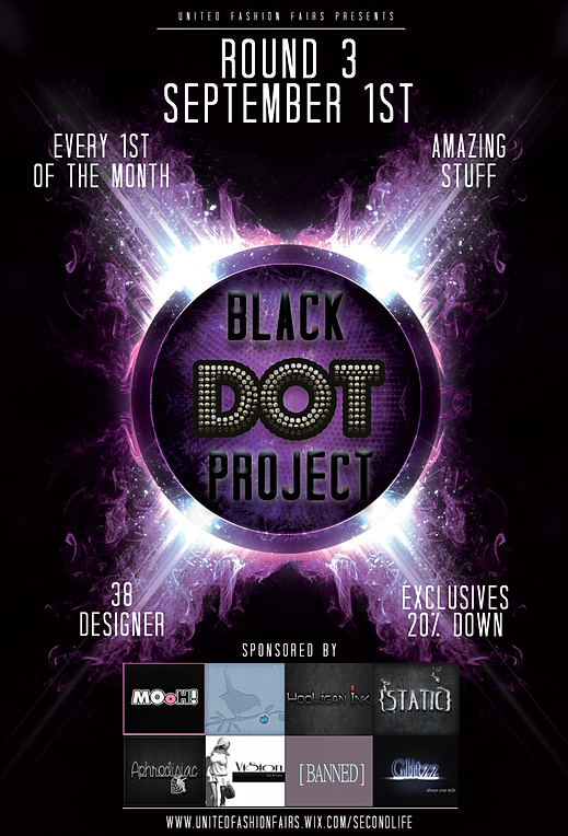 The Black Dot Project @ Fortune Land (53,60,1501)