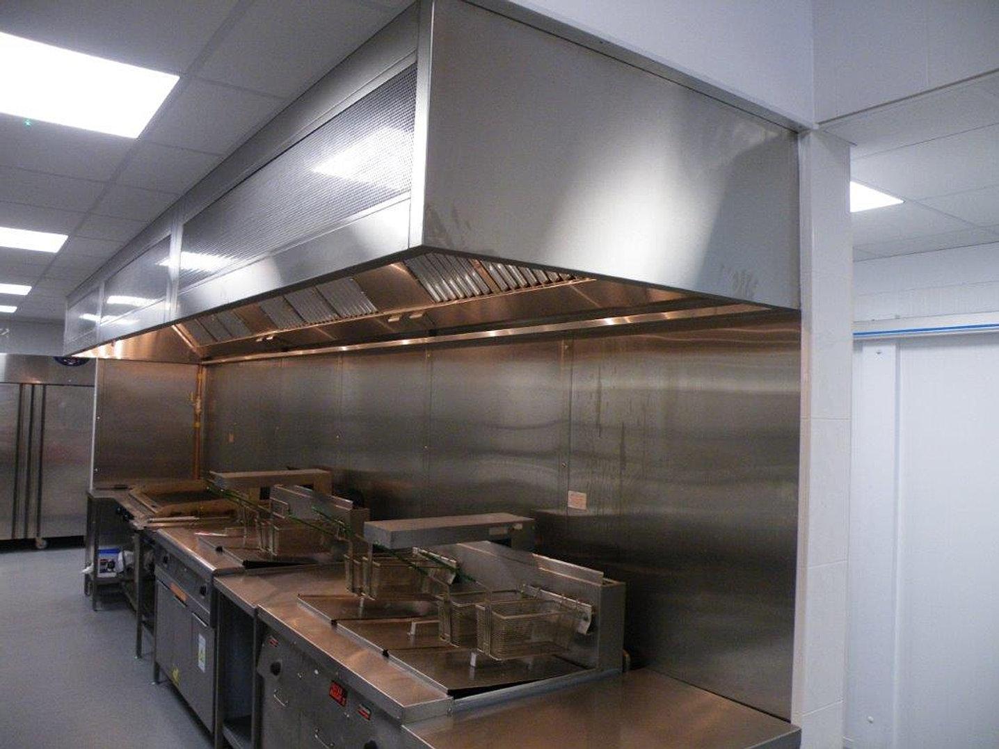 Baifield Fabrications Kitchen Canopies