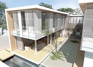 [  ] House
