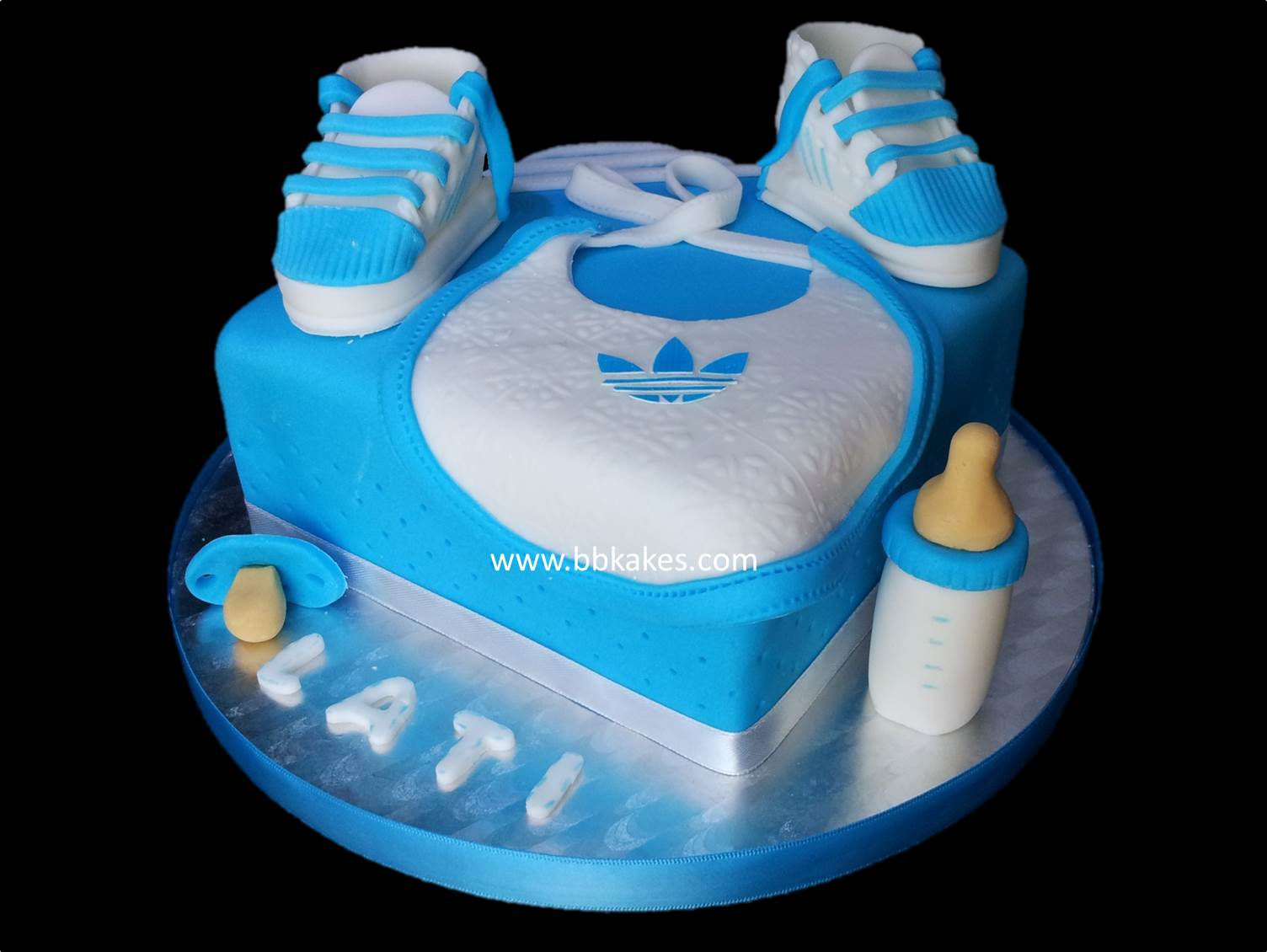 Baby Showers North London ~ Cakes north london corporate and cupcakes adidas