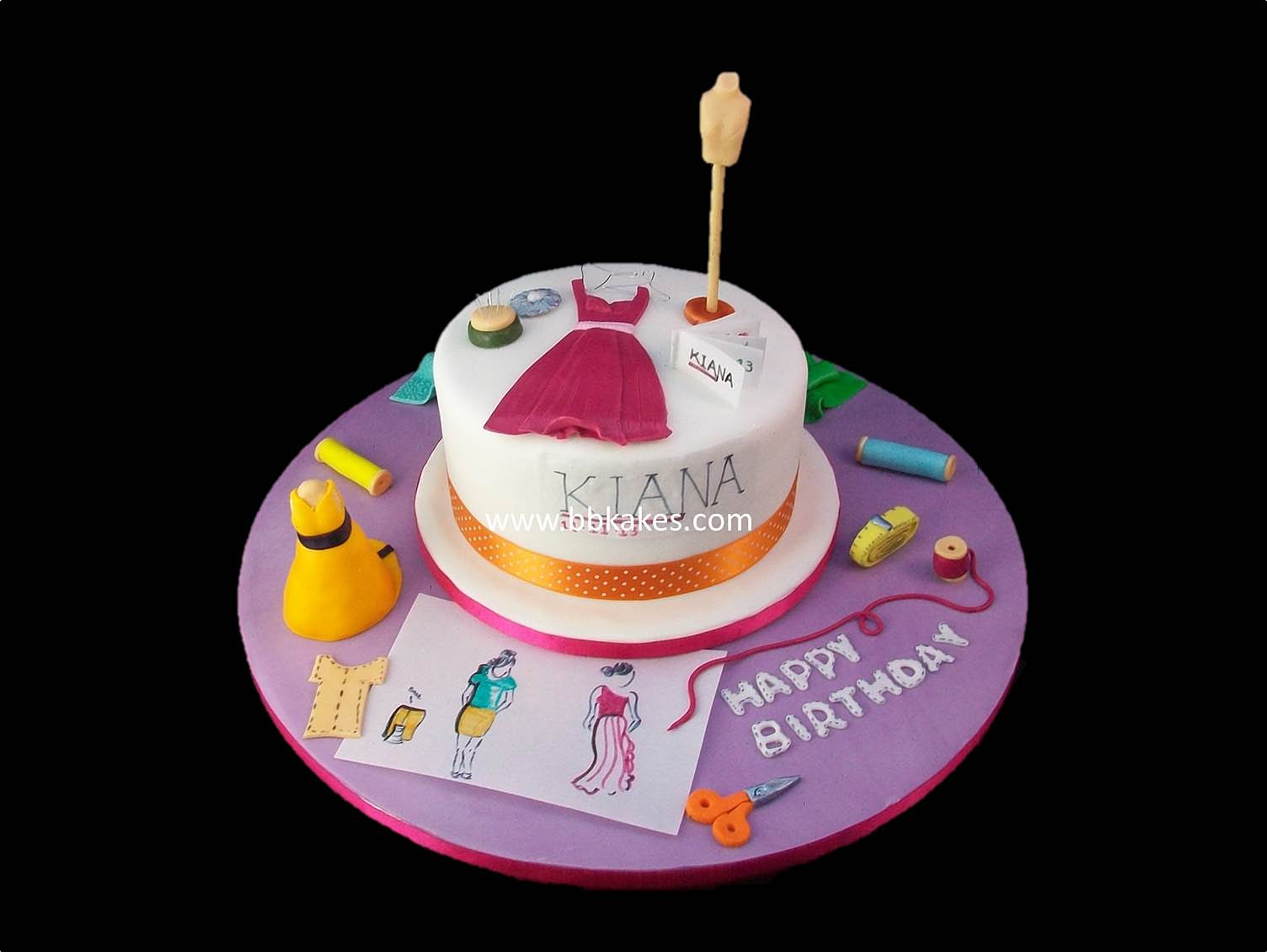 Designer Cakes Of London