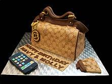 Gucci Sukey tote Bag Cake
