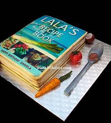 Recipe Cook book Cake