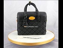 Black Mulberry Cara Delevingne Quilted BackPack Bag Cake bbkakes