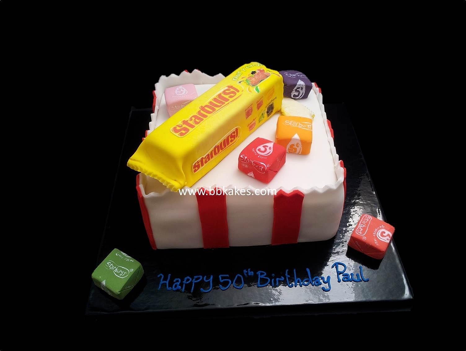 Sweet Packet Cakes