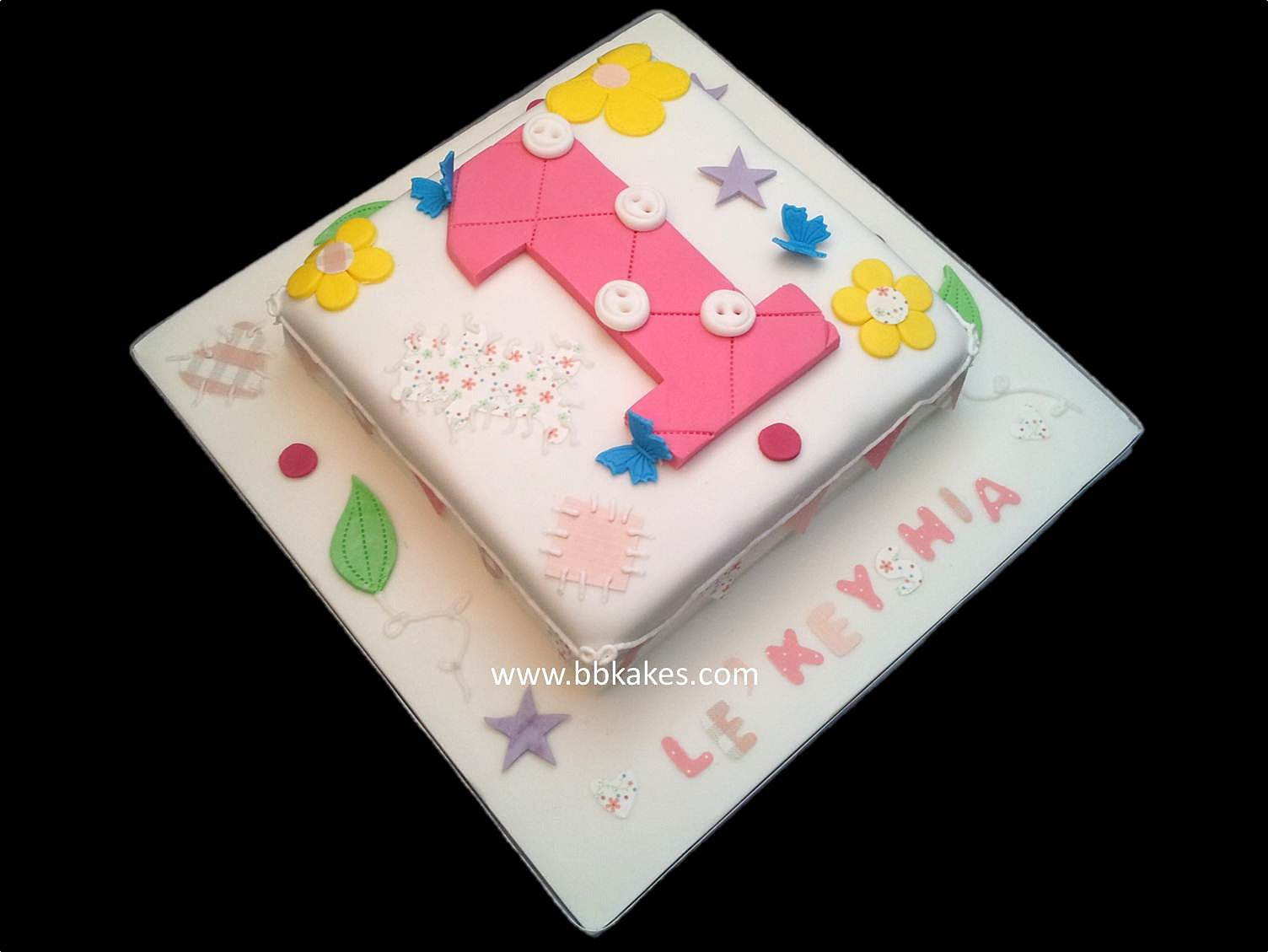 Birthday Cake Designs In Square : Cakes, North London, Corporate Cakes and Cupcakes Baby ...