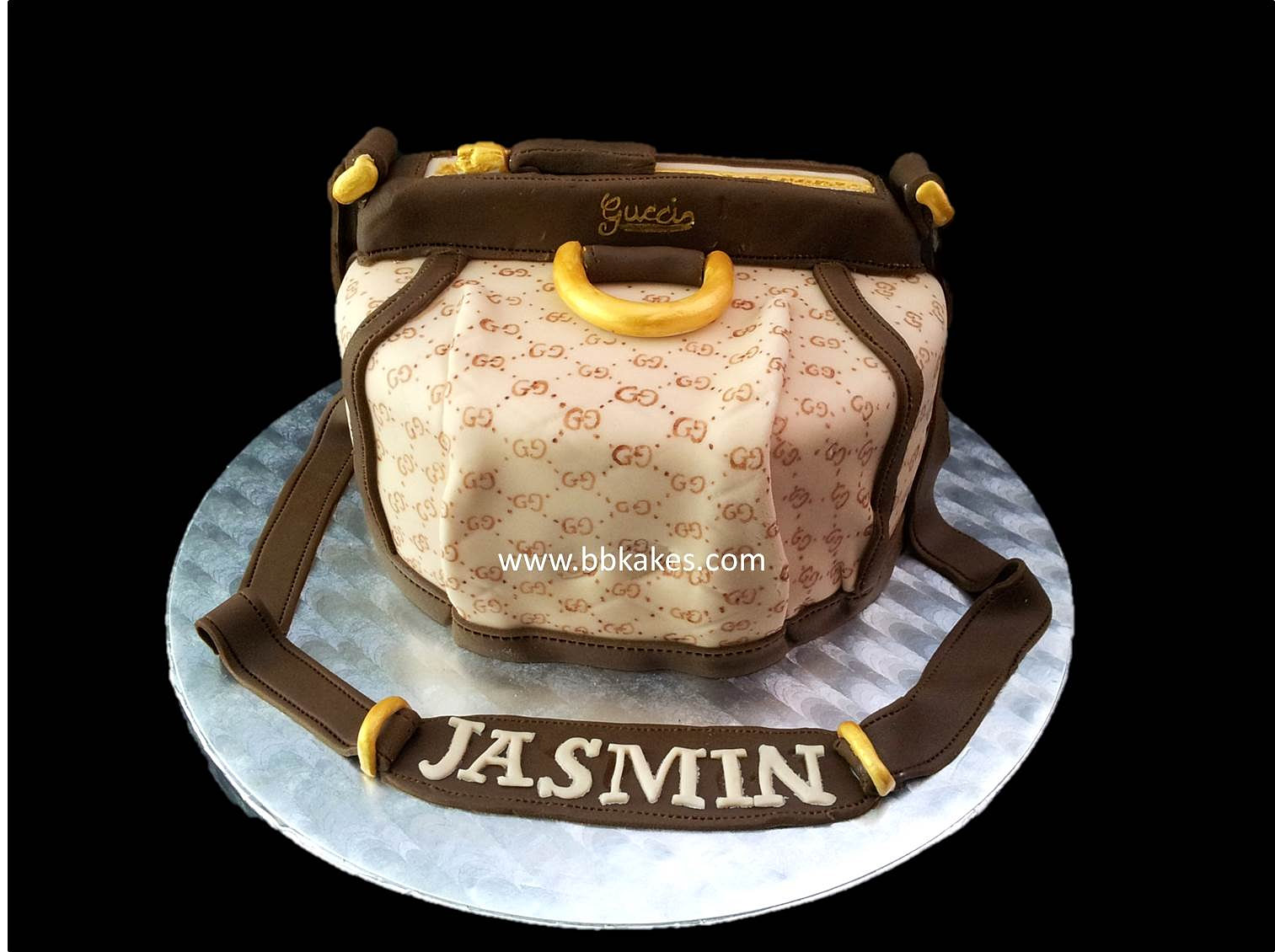 Gucci Bag Cake Images
