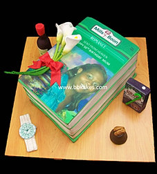 Mills & Boon Book cake with favourite things bbkakes.jpg