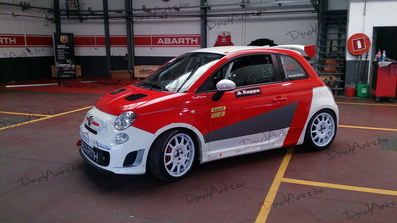 Fiat 500 Abarth Renga Racing