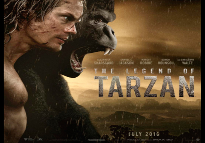 Descargar La leyenda de Tarzán Latino por MEGA.
