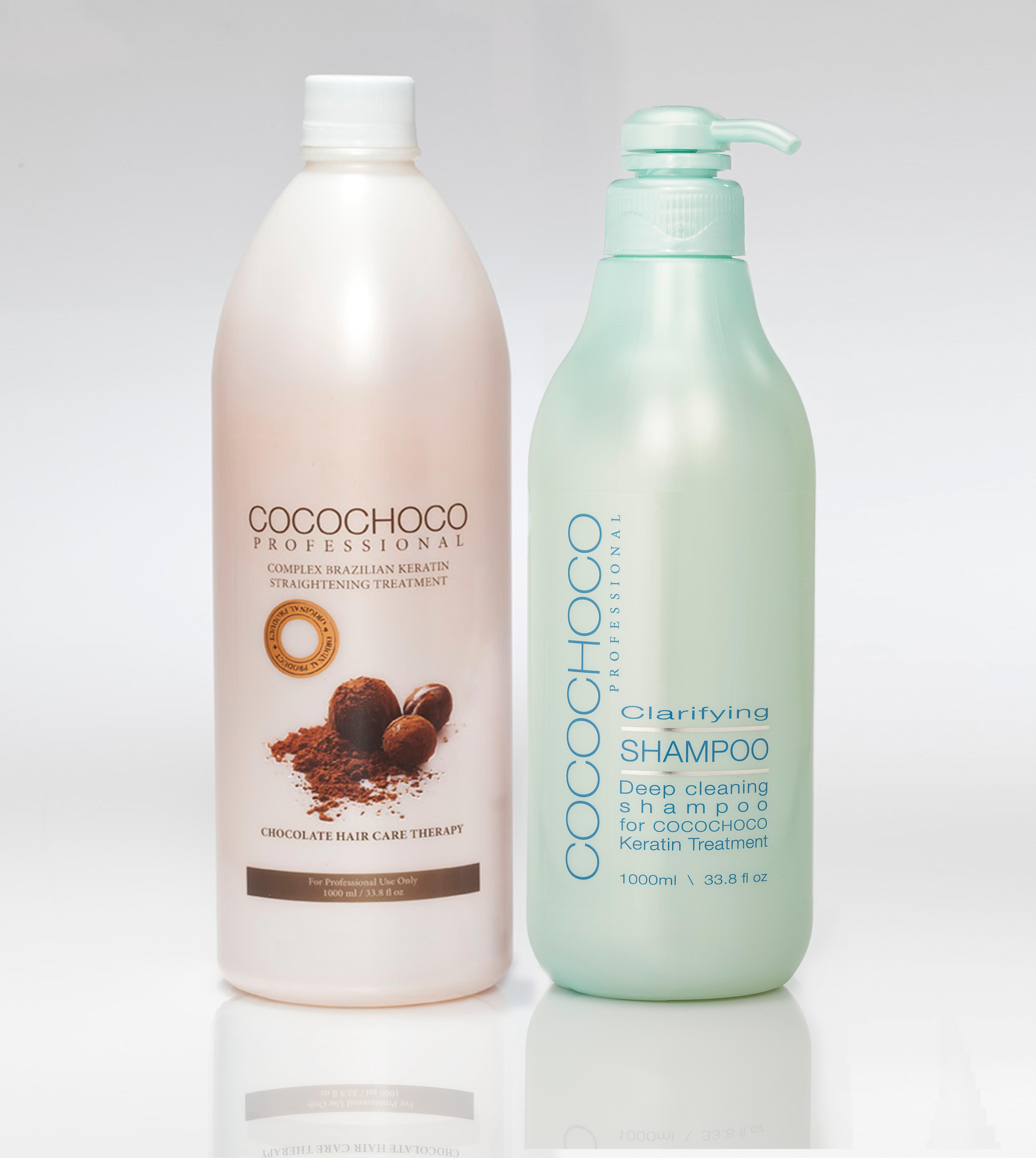 cocochoco brazilian keratin hair treatment 338 fl oz free