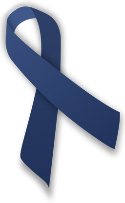 colorectal cancer awareness month relay for life of penn colon cancer blue ribbon clip art colon cancer awareness ribbon clip art