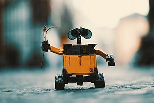 Roboter auf Rädern