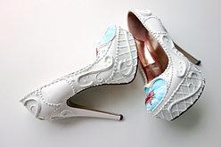 Victorian Cake Heel
