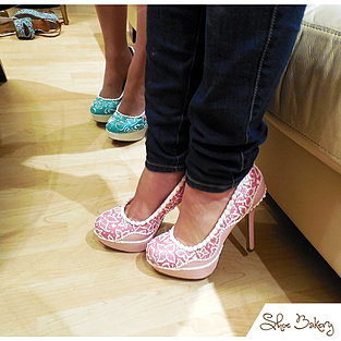 DD Cakes shoes