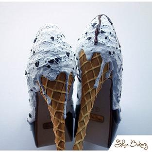 Cookies an Cream heels